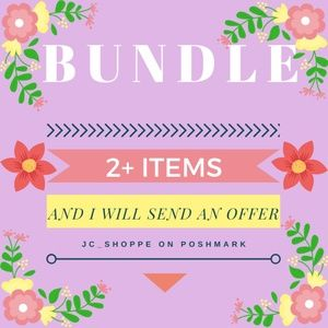 Bundle 2+ Items For An Exclusive Offer!